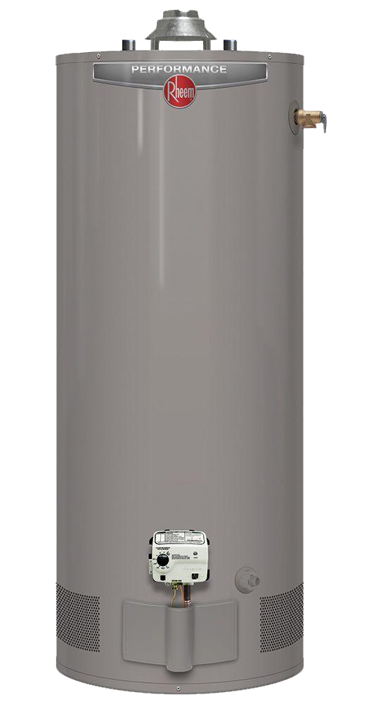 gas water heater - new water heater