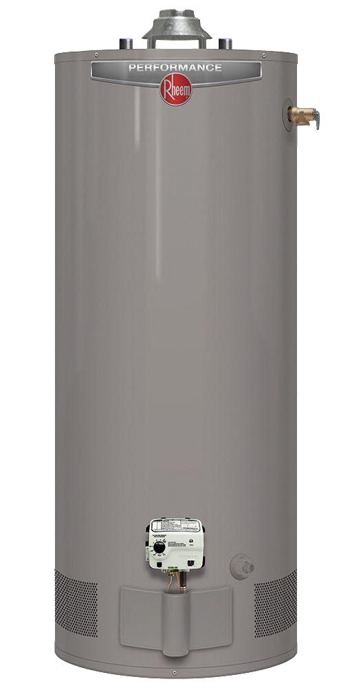 gas water heater - new water heater